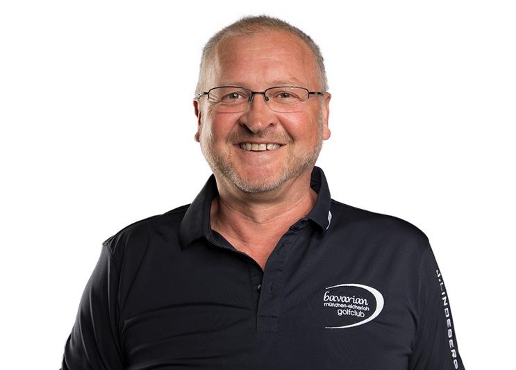Alfred Liegl Spielführer - Bavarian Golfclub